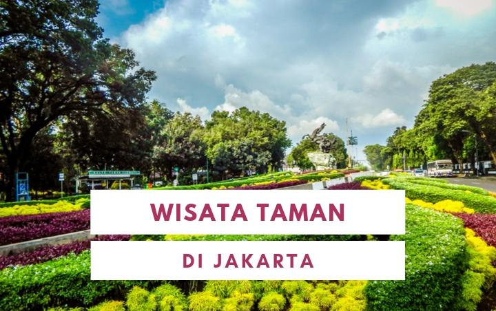 15 Taman di Jakarta yang Cocok untuk Refreshing