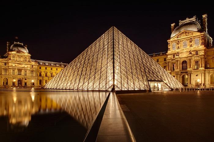 Museum Louvre Andrew Hidayat KPK