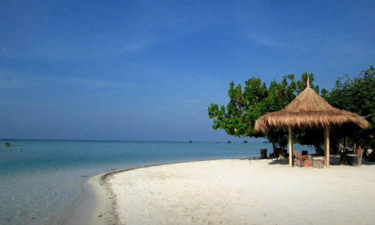 Pantai Pasir Perawan Andrew Hidayat KPK