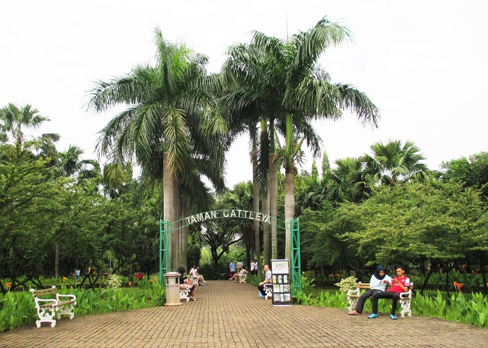 Taman Cattleya Andrew Hidayat KPK