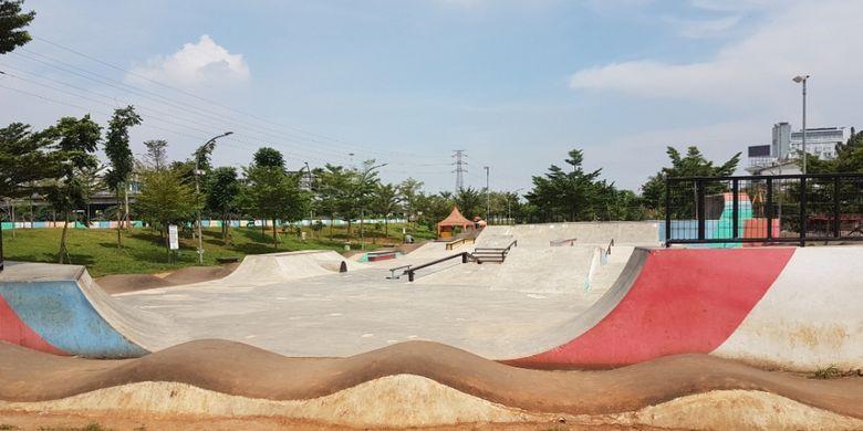 Taman Kalijodo Andrew Hidayat KPK