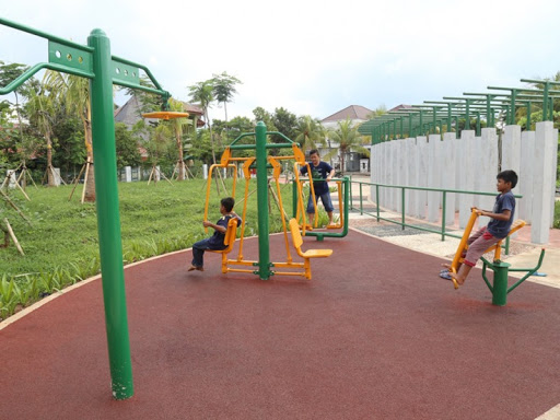 Taman Kelapa Andrew Hidayat KPK