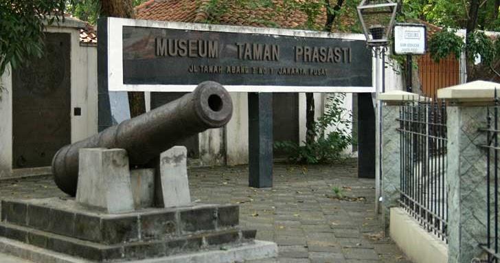 Taman Prasasti Andrew Hidayat KPK