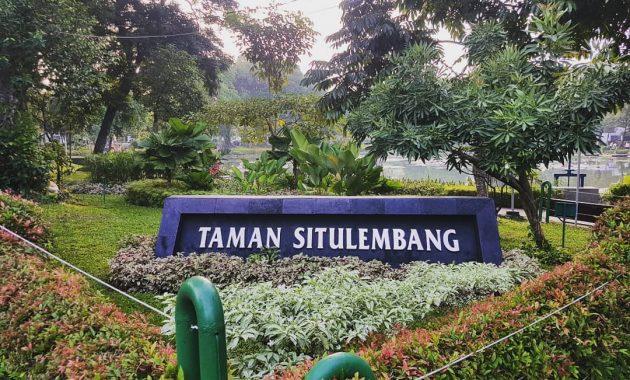 Taman Situ Lembang andrew hidayat kpk