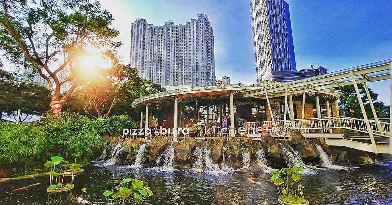 Taman Tribeca Andrew Hidayat KPK