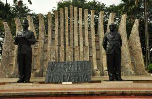 Tugu Proklamasi Andrew Hidayat KPK