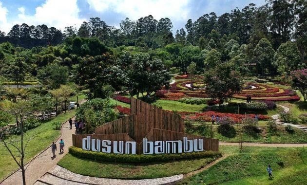 dusun bambu Andrew Hidayat KPK
