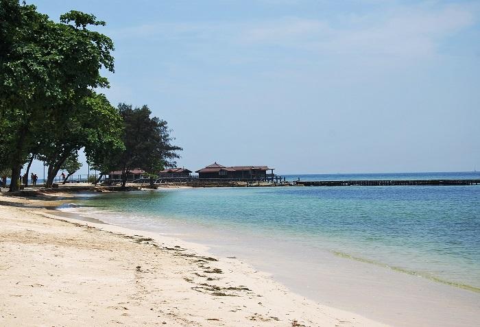 pulau bidadari Andrew hidayat KPK