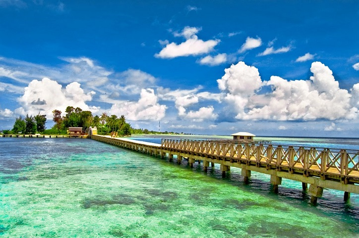 pulau tidung Andrew Hidayat KPK