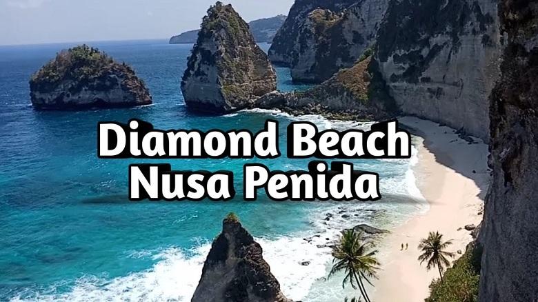Pantai Diamond Andrew Hidayat KPK